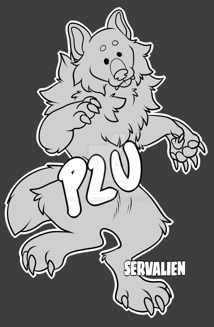 [P2U Base] Werewolf by servalien