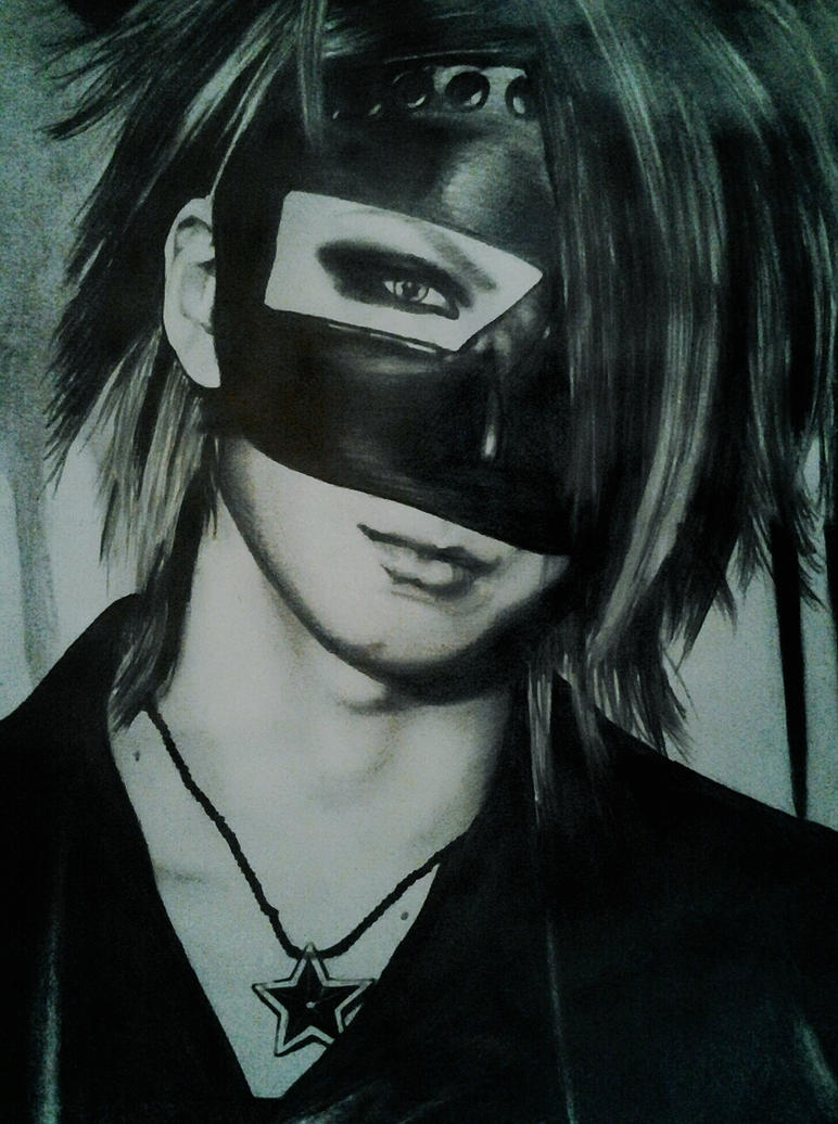 Reita by miminosekai