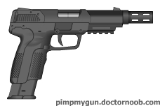 Five-seveN Automatic by JederC