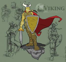 Viking.... guy