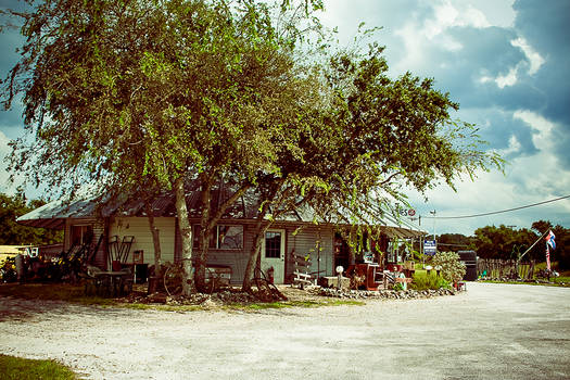 Antique Store, Wimberly, Texas