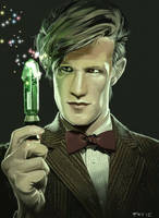 Dr Who by garrypfc