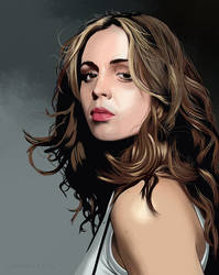 Eliza Dushku by garrypfc