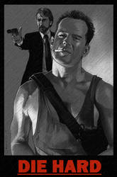 Die Hard ....Alternate version. by garrypfc