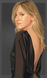 Naomi Watts by garrypfc