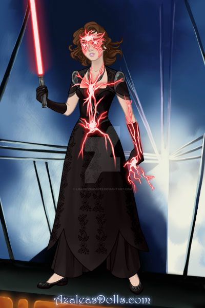 CE: Lisa, the Apprentice of the First Order by LisaInezRamirez