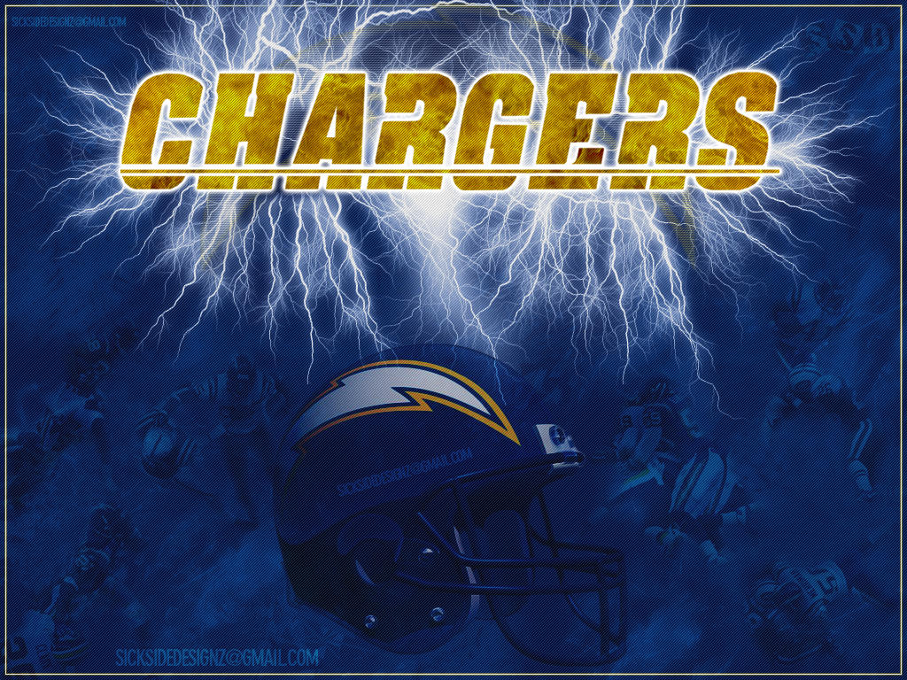 San Diego Chargers Wallpaper By Sicksidedesignz On Deviantart