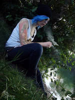 Chloe Price by szarancza-a