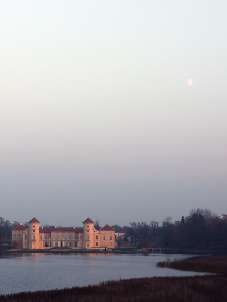 Rheinsberg castle ~ by fetchingfeast