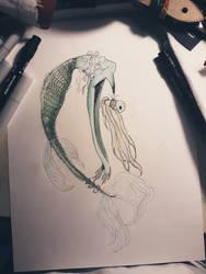 yeeyee mermaid time