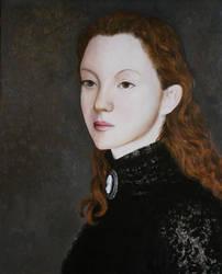 Old Portrait by Cybotics