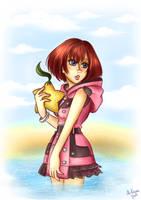 Kingdom Hearts 3 - Kairi