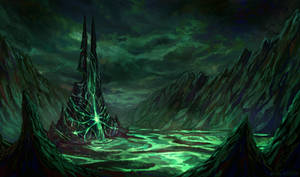 Corrupted Valley