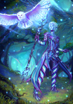 Sylvari druid