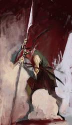 Samurai concept 2