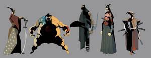 samurai concepts 5