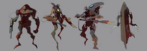 robots characters