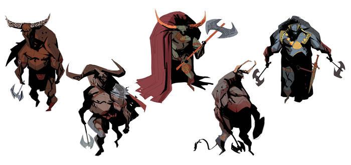Bulls Concepts