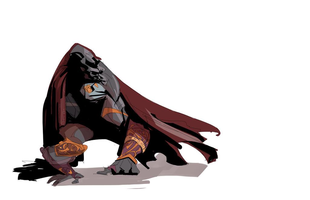 Gorilla Concept by EduardVisan