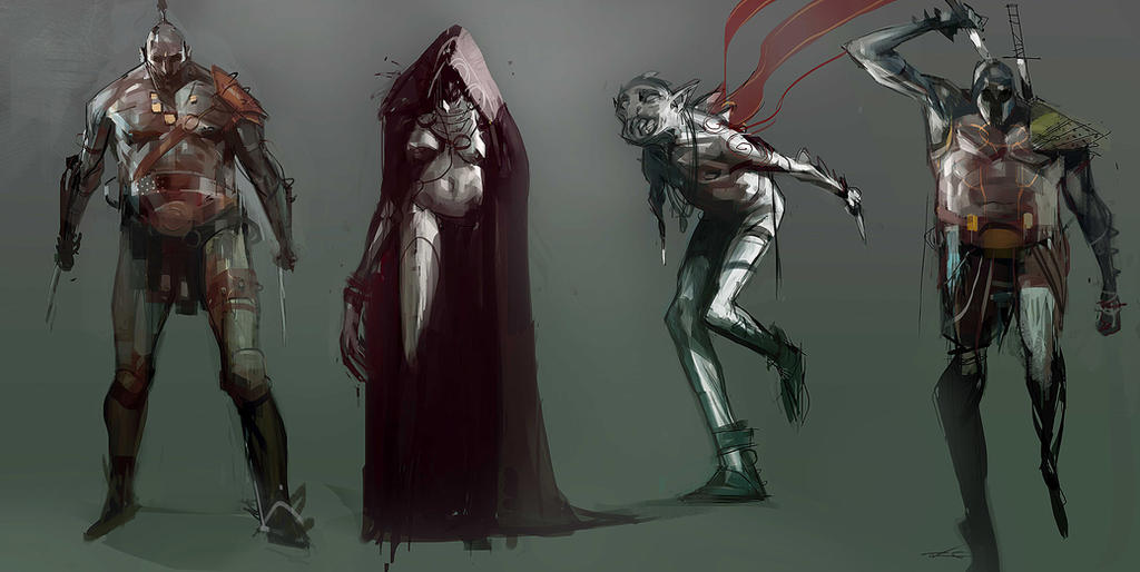 Sketches by EduardVisan