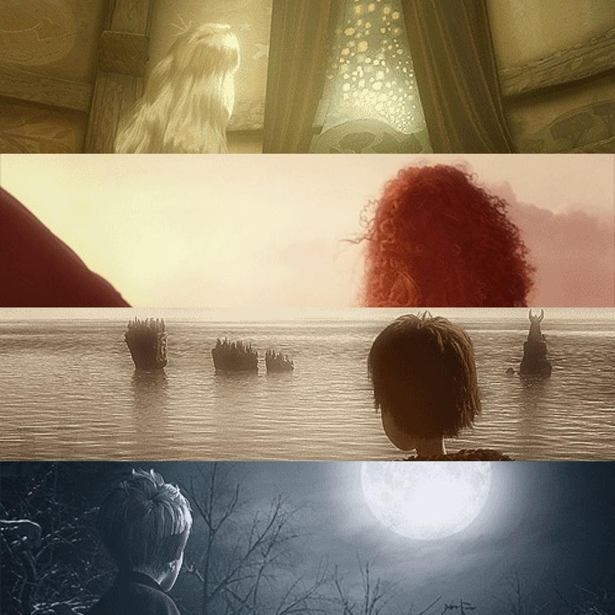 The Big Four by Merliniara