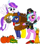 Bronycon Thanksgiving Web Footer