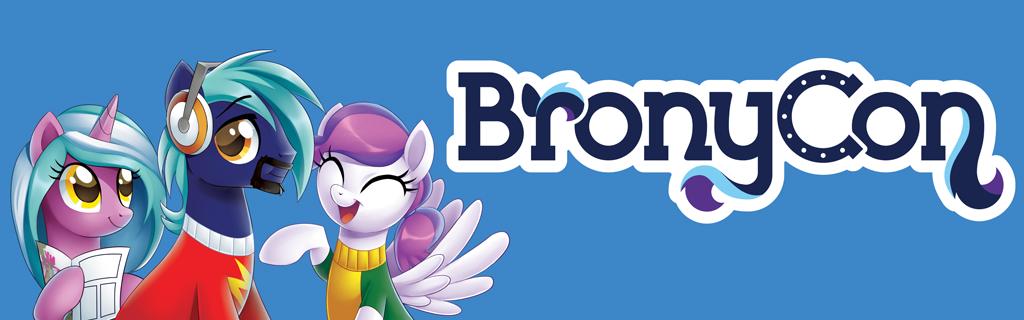 BronyCon 2014: Comic Book Men Banner by Tim-Kangaroo
