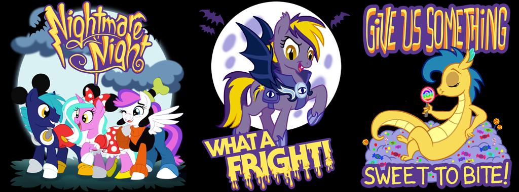 Nightmare Night Triptych by Tim-Kangaroo