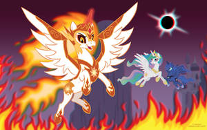 Daybreaker Returns - in 3-D! by Tim-Kangaroo