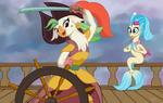 Friendship is Sky Pirates
