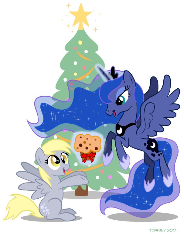 Luna's Gift by Tim-Kangaroo