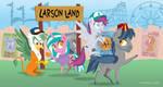 BronyCon 2018: M.A. Larson