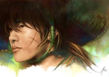 Rurouni Kenshin by ltken84
