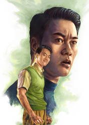 Bruce Lee by ChanKwokKwan IpMan3