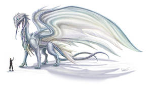 Crystal Dragon by PutridusCor