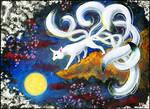 Seven Tailed Kitsune