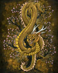 Metalic Dragon