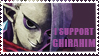 Ghirahim stamp by eruptionsolaire