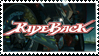 Rideback stamp by eruptionsolaire