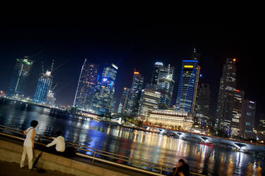 Hello Singapore Nice to Meet U by spyed
