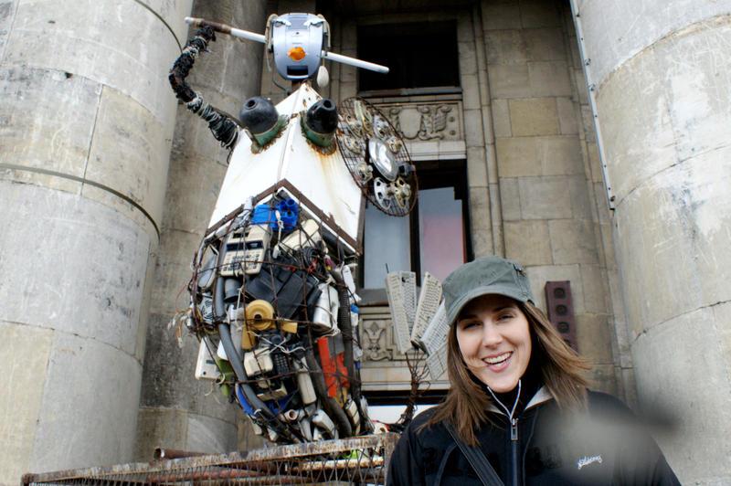 Warsaw GarbageBot by spyed