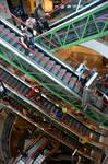 Warsaw Escalators