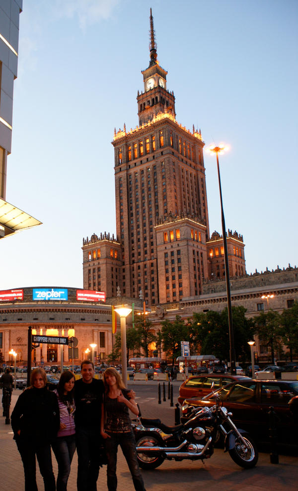 Impromptu DevMeet Warsaw Spyed by spyed