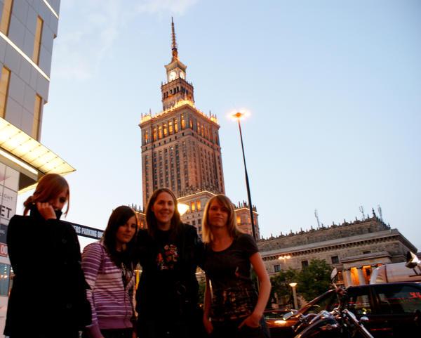 Impromptu DevMeet Warsaw Heidi by spyed