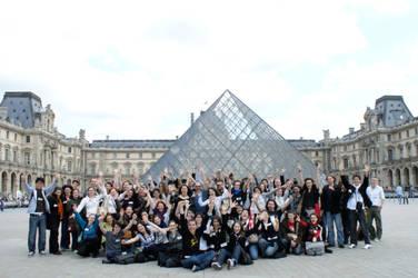 World Tour Paris by spyed