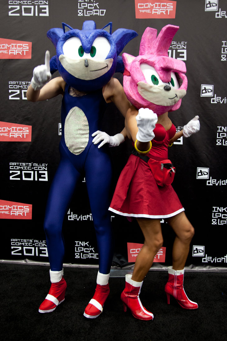 Random Sega Joins Up With Hooters To Promote Sonic Forces In Japan