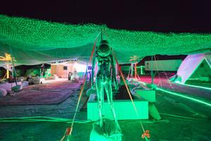 Galactic Jungle Lounge
