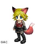 Fox Girl by CrimsonTears645