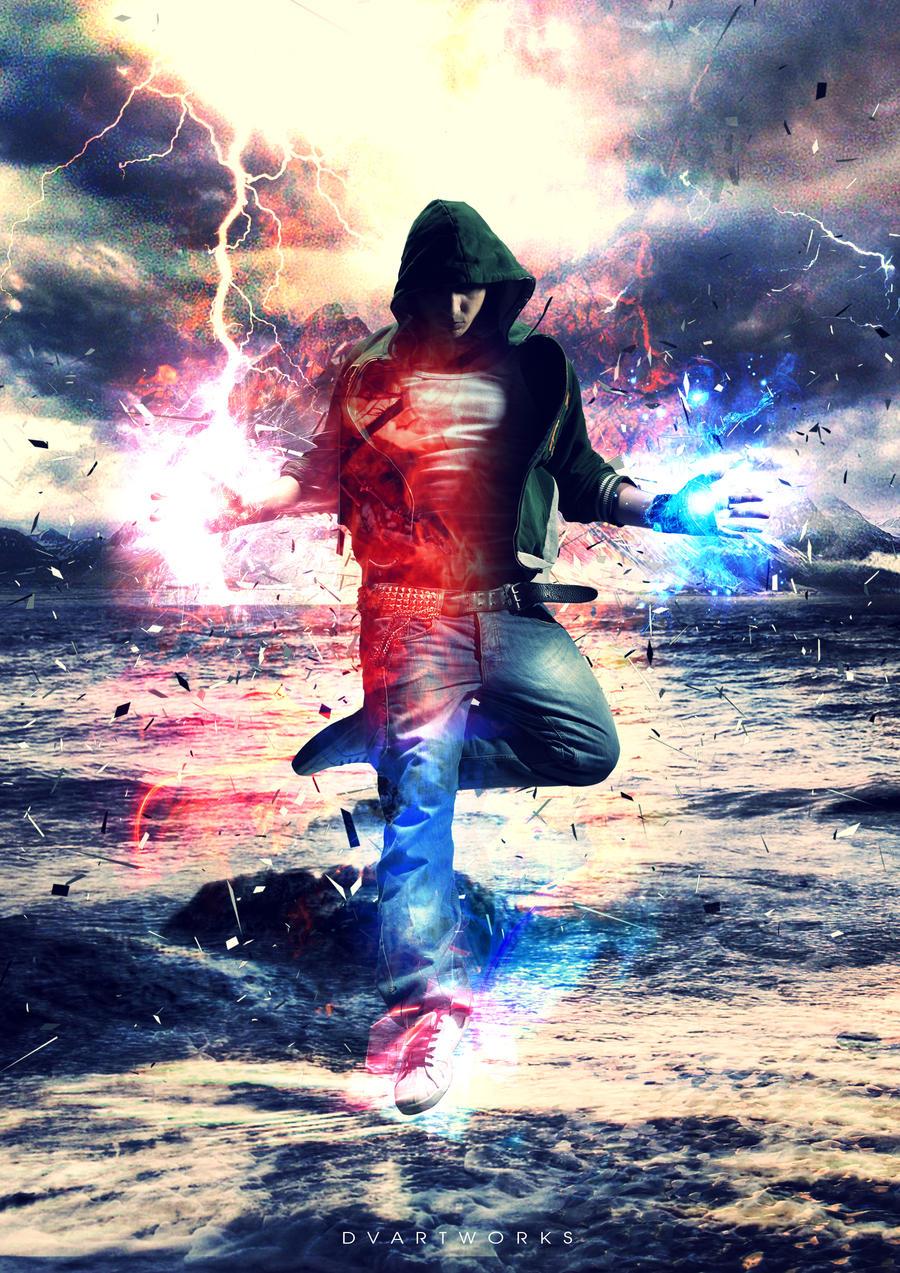 Energy of dance by DVArtworks