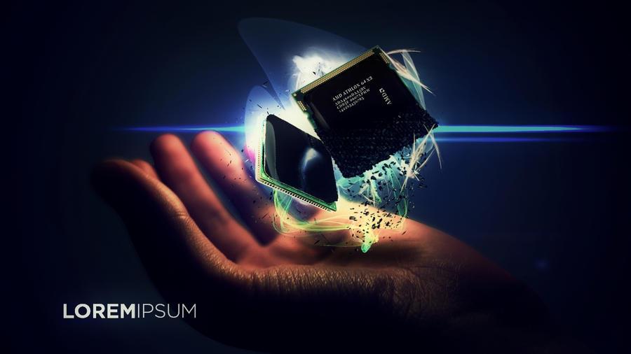 Making of HTC Sensation 3 by DVArtworks